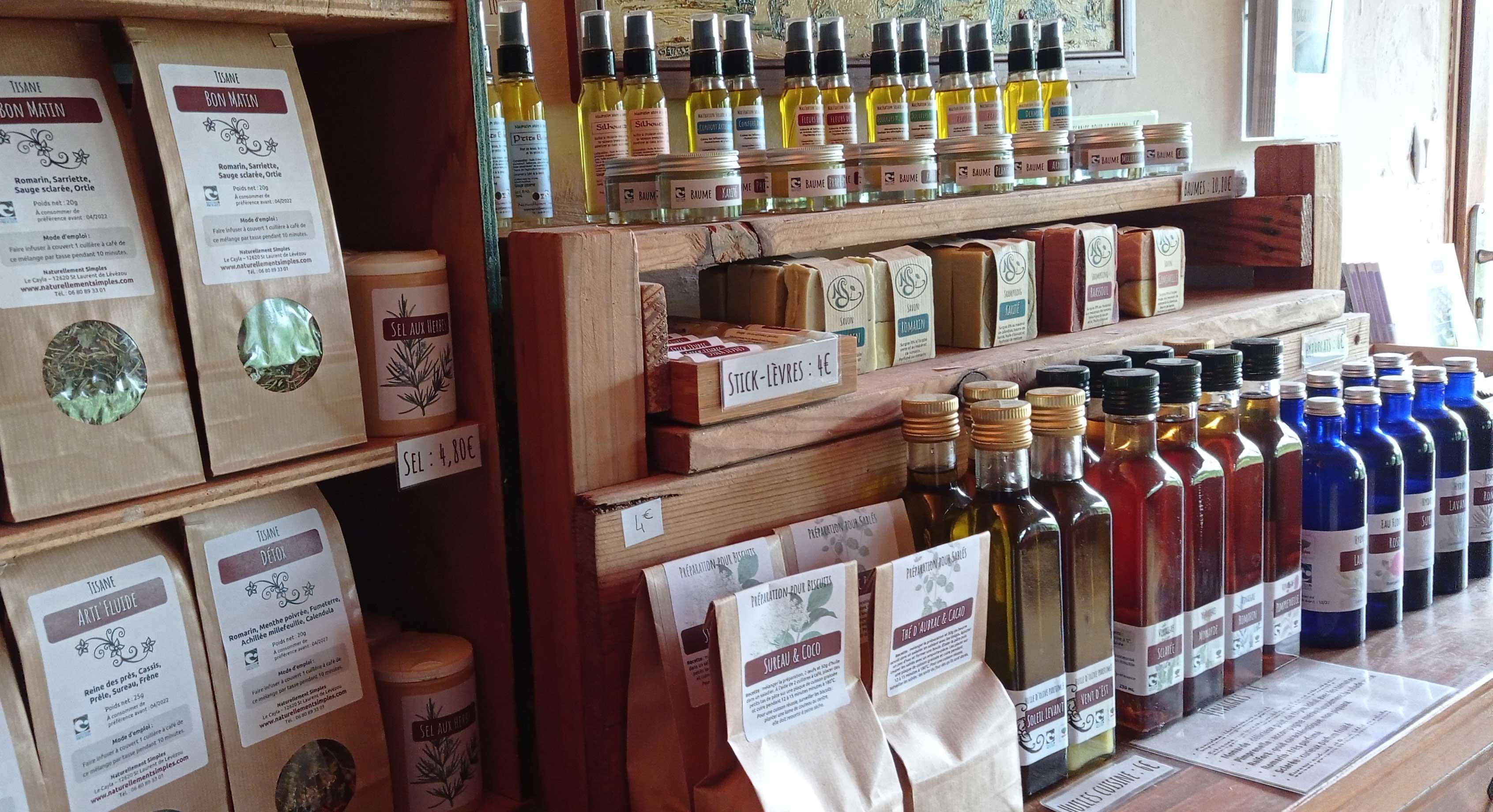 Produits naturels à base de plantes : l'éthique de Naturellement Simples